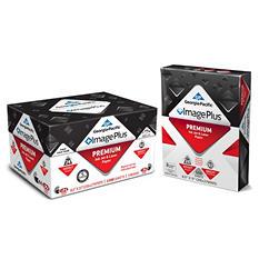 """Georgia-Pacific - Image Plus Premium Multipurpose Paper, 92 Brightness, 8 1/2 x 11"""", White - 1500 Sheets/Carton,"""