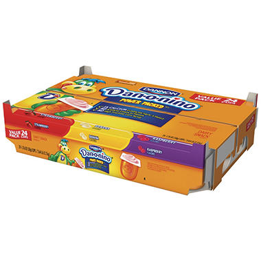 Dannon® Dan-o-nino™ Variety Pack - 1.76 oz. - 24ct.
