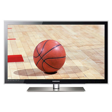 "40"" Samsung LED 1080p 120Hz HDTV"