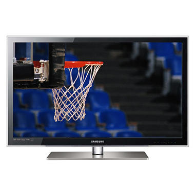 "46"" Samsung LED 1080p 120Hz HDTV"