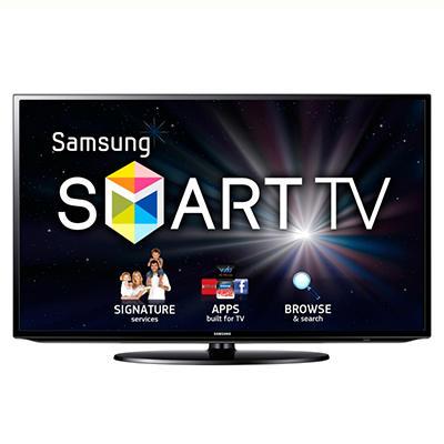 "32"" Samsung LED 1080p Smart HDTV w/ Wi-Fi"