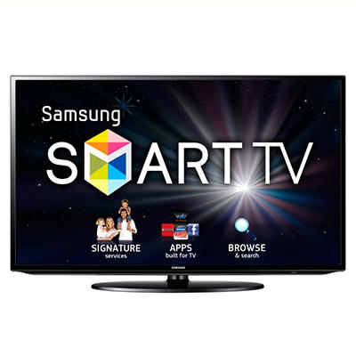 "32"" Samsung LED 1080p Smart HDTV w/ Wi-Fi"