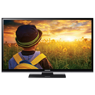 "43"" Samsung Slim Plasma 720p HDTV"