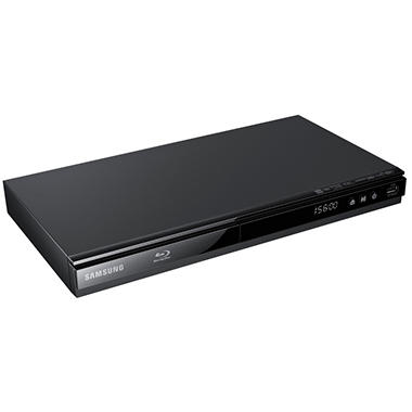 Samsung Smart Wi-Fi Blu-ray Player