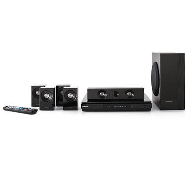 Samsung 3D Wi-Fi Ready Blu-ray Home Theater System