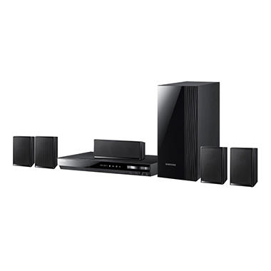 Samsung 5.1 3D Home Theater Blu-ray System w/ Wi-Fi