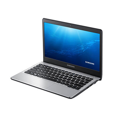 "Samsung S3 A02US 11.6"" Laptop Computer, AMD DC E-350, 4GB Memory, 320GB Hard Drive"