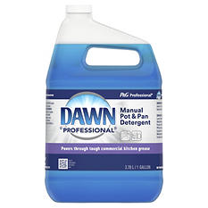 Dawn Liquid Dish Detergent, Original (4 gallons per carton)