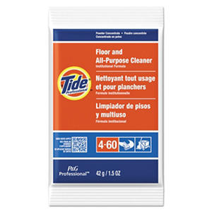 Tide Floor and All-Purpose Cleaner - 1.5 oz. packets - 100 ct.