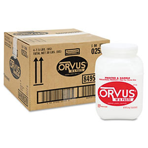 Orvus - W A Paste, 7.5lb Bottle -  4/Carton