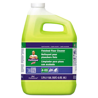 Mr. Clean Finished Floor Cleaner - 1 gal.