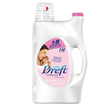 Dreft® Liquid Laundry Detergent - 300 oz.
