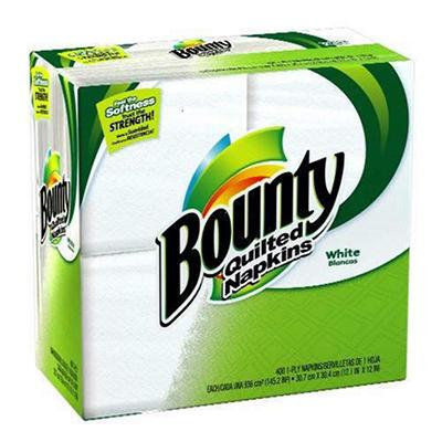 Bounty Napkins - 400 ct.