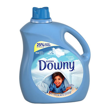 Ultra Downy Clean Breeze Fabric Softener - 133 oz. - 150 loads