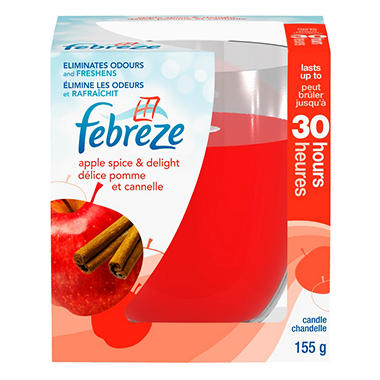 Febreze Candle - Apple Spice & Delight - 5.5 oz.