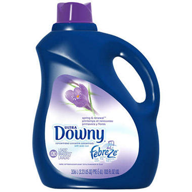 Downy® with Febreze® - 103oz
