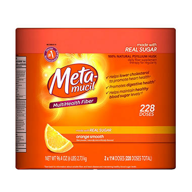 Metamucil® Original Value Pack - 228 doses