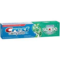 Crest Complete Multi-Benefit Whitening + Scope Mint Fresh Fluoride Toothpaste (2.7 oz.)