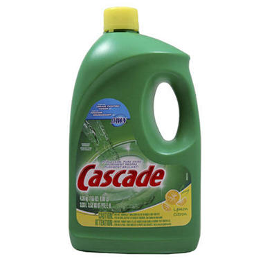 Cascade® Extra Action Gel with Dawn - 155 oz.