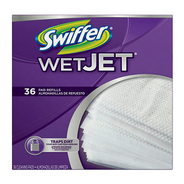 Swiffer� Wet Jet Pad Refill - 36 ct.