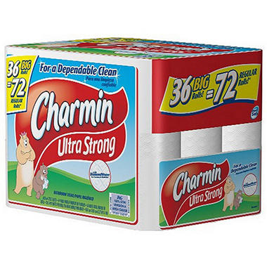 Charmin Ultra Tissue