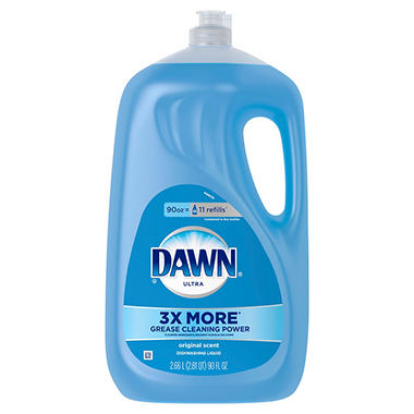 Dawn Ultra Concentrated Dish Detergent - Original Scent - 90 oz. bottle