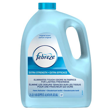 Febreze Fabric Refresher Refill - Original Scent - 2 liters