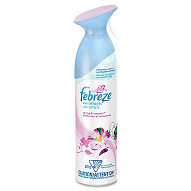 Febreze Air Effects Aerosol - Spring & Renewal Scent - 9.7 oz.
