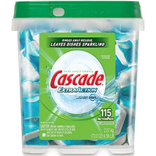 Cascade® Action Pacs® - 115 ct.