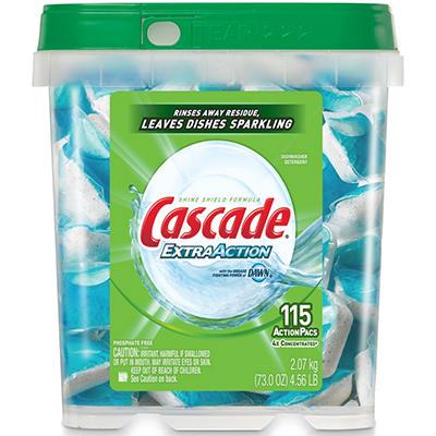 Cascade® Action Pacs® - 115 ct.
