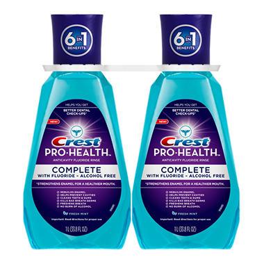 Crest Pro-Health Complete Rinse - 2 / 1L