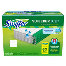 Swiffer Wet Refills, Choose Your Scent (60ct.)
