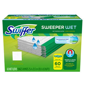 Swiffer Wet Refills, Choose Your Scent (60ct.)