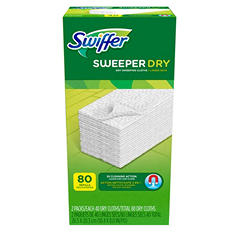Swiffer Dry Refills - 80 ct.