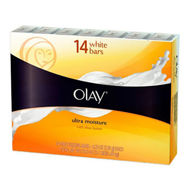 Olay Ultra Moisture Bars - 4.25 oz. - 16 pk.
