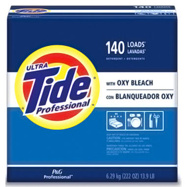 Tide Professional with Oxy-Bleach - 13.9 - 140 loads