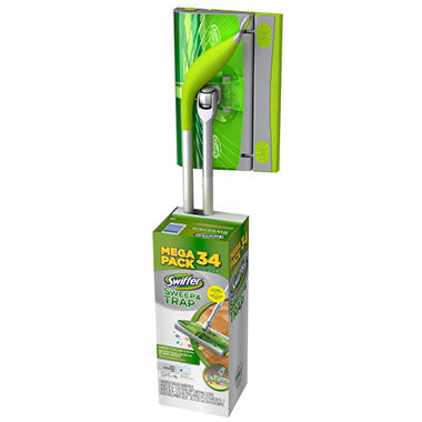 Swiffer Sweep Amp Trap Bundle Sam S Club