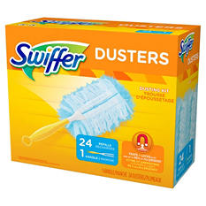 Swiffer Duster Handle + 24 Refills