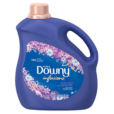 Downy Infusions Fabric Softener - Lavender - 154 loads