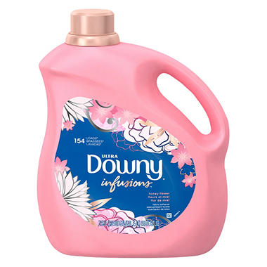 Downy Ultra Infusions - Honey Flower - 133 oz. - 154 Loads
