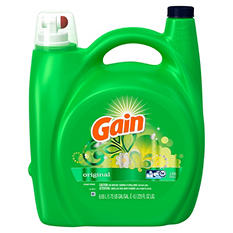 Gain HE Original Liquid Laundry Detergent (225 fl. oz.., 146 loads)
