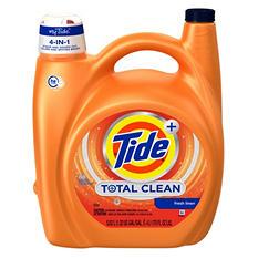 Tide Liquid HE Total Clean (88 Loads, 170 oz.)