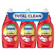 Dawn Ultra Total Clean, Choose Your Scent (24 fl. oz., 3pk.)