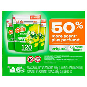 Gain Flings Original (120ct.)