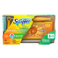 Swiffer Sweeper Duster Starter Kit 3 in 1