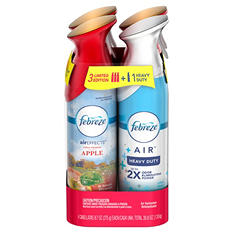Febreze Air Effects Air Freshener, Choose Your Scent (9.7 oz., 4 pk.)