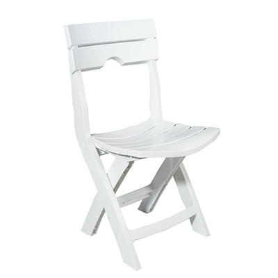 Quik-Fold Chair - White