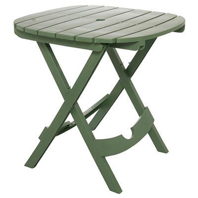 Quik-Fold Cafe Table - Sage