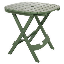 Quik-Fold Cafe Table - Sage
