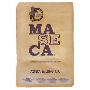 Maseca #1 White Tamale Flour - 50 lbs.